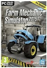 PC game ** FARM MECHANIC SIMULATOR 2015 ** new sealed