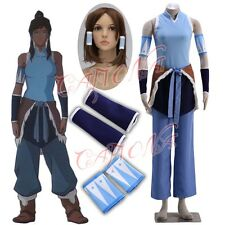 Cafiona New Hot Avatar The Last Airbender Korra Legend Cosplay Costume Any Size
