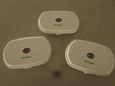 Food Saver FreshSaver Deli Containers, Three, New