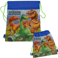 6pc DISNEY THE GOOD DINOSAUR Sling Bag Backpack BIRTHDAY TREAT BAGS PARTY FAVOR