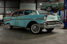 1957 Chevrolet Bel Air/150/210 bel air 4 door hardtop