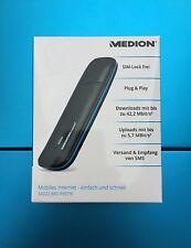 Medion USB Surfstick Webstick UMTS Modem 3G (LTE) Internet 42,2MBit simlockfrei