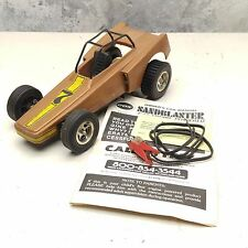 Vintage Cox .049 Sandblaster Dune Buggy Gas Powered Car (Tether Car) 1970's
