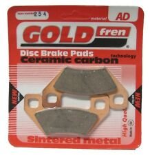Sintered Goldfren Brake Pads For Kymco Maxxer 400 Quad Rear RH 2009-2010