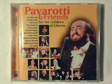 CD Pavarotti & friends for the children of Liberia PINO DANIELE EROS RAMAZZOTTI