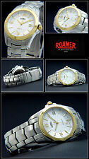 ROAMER HERREN UHR STINGRAY BI-COLOR  SWISS MADE 10BAR WASSER DICHT NEU