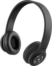 JAM Transit Bluetooth Black Wireless Headphones HX-HP420BK