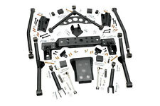 Rough Country Jeep Long Arm Upgrade Kit 99-04 WJ Grand Cherokee