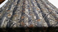 "XD3 TRUE TIMBER CAMO 60""W COTTON POLY BLEND CANVAS TWILL FABRIC CAMOUFLAGE DWR"