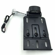 Black Adjustable License Plate LED light to 05-16 XL883N XL1200N XL1200L XL1200X