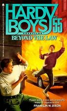 hardy boys casefiles #55 beyond the law