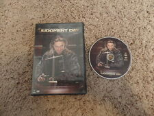 JUDGMENT DAY 2009 wwe wrestling dvd EDGE