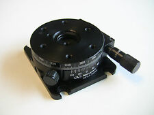 Newport 481-A Precision Rotation Stage with Micrometer