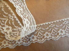 IVORY Lace Trim 1+5/8 in. 5 yds / 180 in.  DIY Wedding Crafts Sewing