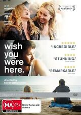 Wish You Were Here DVD NEW