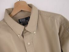 F266 polo by ralph lauren shirt top blaire original premium beige taille xl