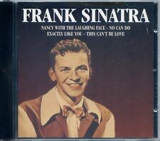 CD Frank Sinatra - Nancy with a laughing Face - Songs gelistet