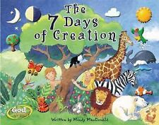 7 Days of Creation (GodCounts Series) by Macdonald, Mindy