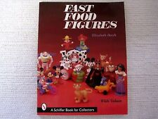 Fast Food Figures w/Values by Elizabeth Beech (1998, Paperback)-FAST SHIPPING!!