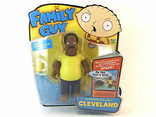 "FAMILY GUY CLEVELAND INTERACTIVE 6"" FIGURE BRAND NEW GREAT GIFT"