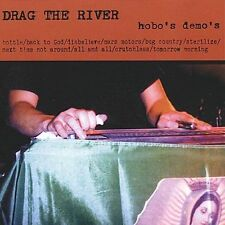 FREE US SHIP. on ANY 2 CDs! NEW CD Drag the River: Hobos Demos
