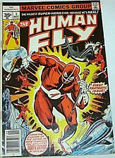 THE HUMAN FLY 1 RARE 35 CENT PRICE VARIANT .35 F/F+ MARVEL PREMIERE ISSUE