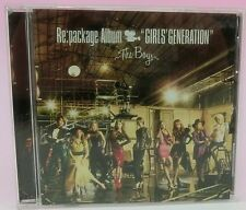 "Re:package Album ""GIRLS' GENERATION"" - The Boys - Japan limited"