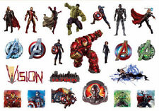 "Marvel Avengers Age of Ultron Stickers Decal Sheet Sticker AOU 5.75"" x 4"" NEW"