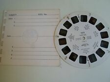 1949 Vintage Sawyers Viewmaster Reel ~ 1612 NAPLES ITALY