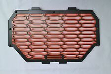2014 - 16  Polaris  RZR XP 1000  front grille  black orange