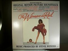 The Woman In Red Soundtrack 1984 Stevie Wonder Orion Pictures 6108 ML
