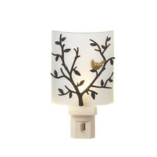 Bird on Branch Night Light