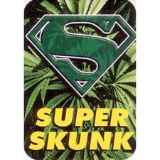 FUN - Super Skunk 2 - Aufkleber Sticker - Neu #241 - Funartikel