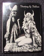 1978 FANTASY by Fabian - Gerry De La Rae 1st HC/DJ NM/VF+ #310/1200