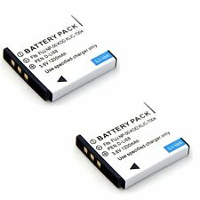 2x Battery For Kodak PlayFull Dual Zi12 PLAYSPORT Zx3 PLAYTOUCH Zi10 Zi8 New