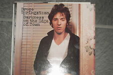 BRUCE SPRINGSTEEN DARKNESS ON THE EDGE OF TOWN RECORD LP A3B7 NEAR MINT UK PRESS