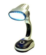 12 LED Portable Desktop Lamp