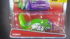 DISNEY PIXAR CARS WINGO IMPOUND LOT 2016 SAVE 5% WORLDWIDE FAST SHIP