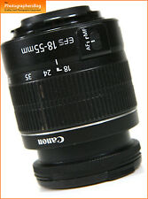 Canon EF-S 18-55mm Macro III F3.5-5.6 AF  Zoom Lens 4 EOS DSLRs  Free UK Post