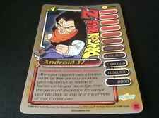 Dragon Ball Z CCG Android 17 Lvl 1 CP28!! Capsule Corp!!