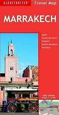 Marrakech (Globetrotter Travel Map), Globetrotter, New Book