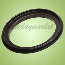 42mm-58mm 58mm-42mm Male to Male Double Lens Coupling Reverse Macro Adapter Ring