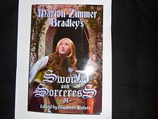Marion Zimmer Bradley's SWORD AND SORCERESS 31 edited by Elisabeth Waters