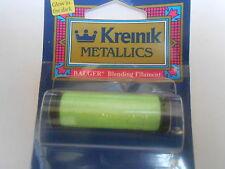 Kreinik le parti metalliche blending filamenti 053f-brillano al buio