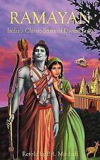 Ramayan : India's Classic Story of Divine Love (2009, Paperback)