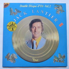 JACK LANTIER Double disque d or Vol 2 416030