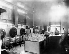 Photo. 1920s. US Army Medical School Room - Sterilizers, Prep Area