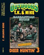 New Outdoors with TK and Mike DVD Comedy DEER HUNTIN 3 video funny hunting