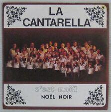 La Cantarella 45 tours C'est Noël 1981