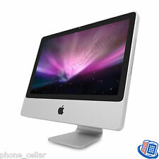 "Apple iMac 20"" Intel Core 2 Duo 2.4GHz 4GB 250GB All in One MB323LL/A 2008 8.1"